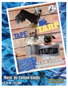 Tape & Tarp