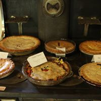 Pie at clausen
